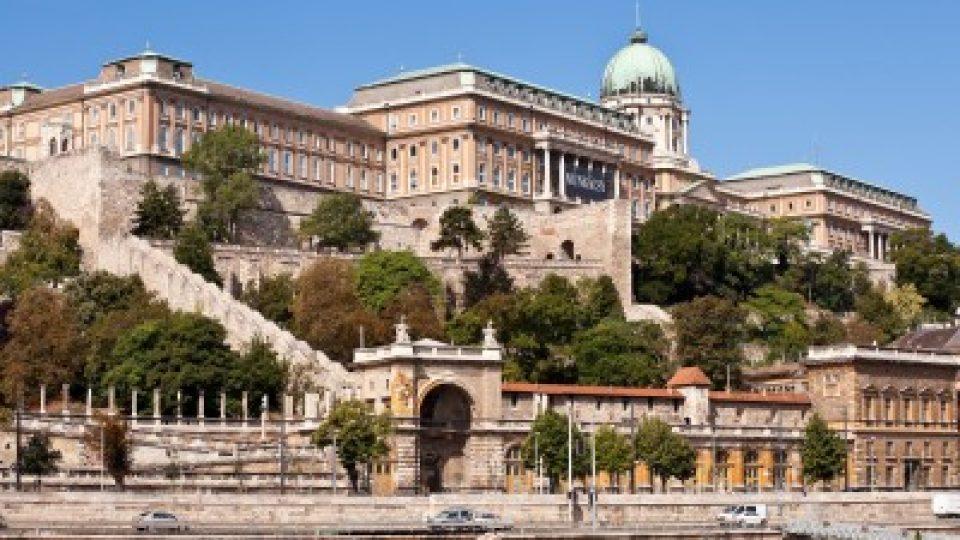 Zamek Królewski Budapeszt